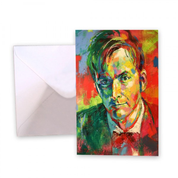 Dr Who 10 David Tennant Greeting Card