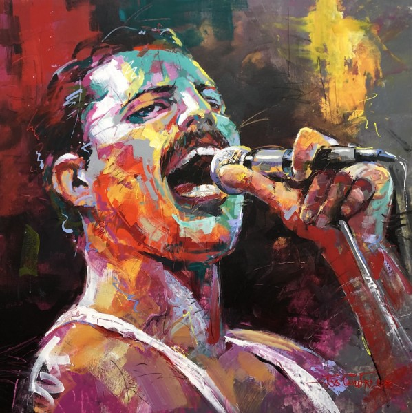 Freddy Mercury 4